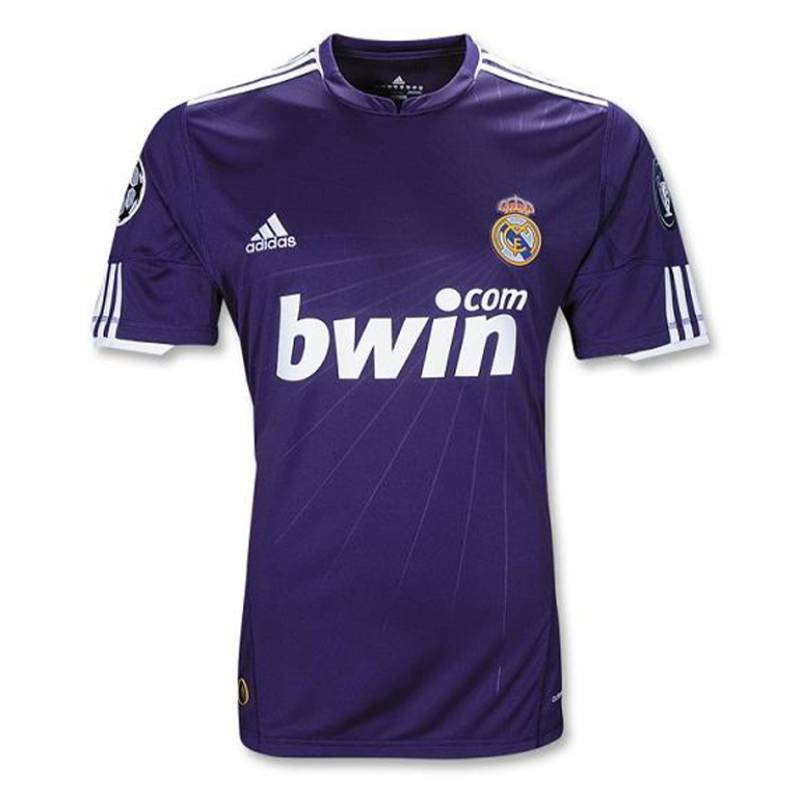 Trikot Real Madrid CF Ausweichtrikot 2010/2011