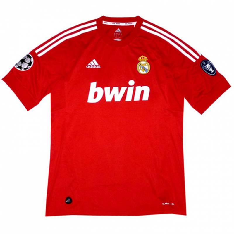 Trikot Real Madrid CF Ausweichtrikot 2011/2012