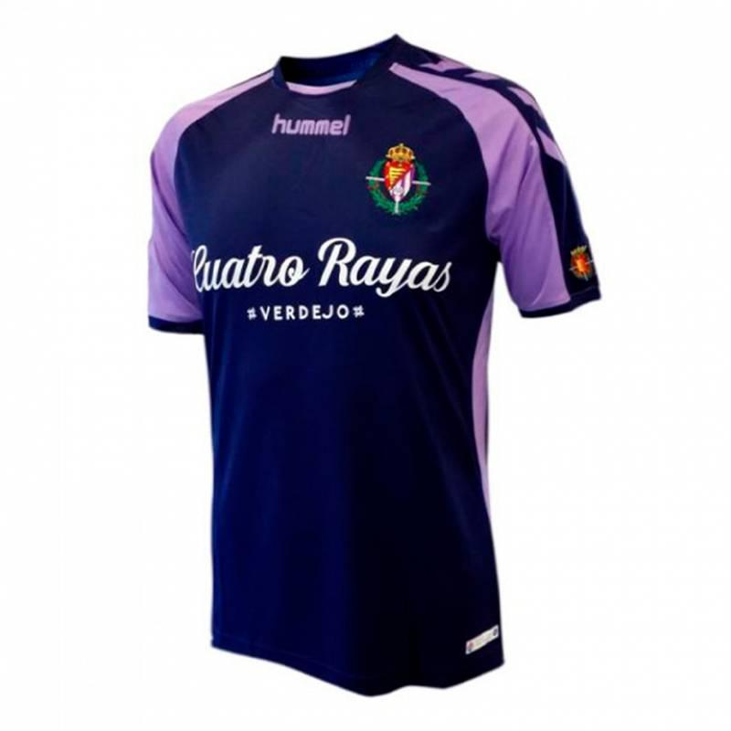 Trikot Real Valladolid auswärts 2018/2019