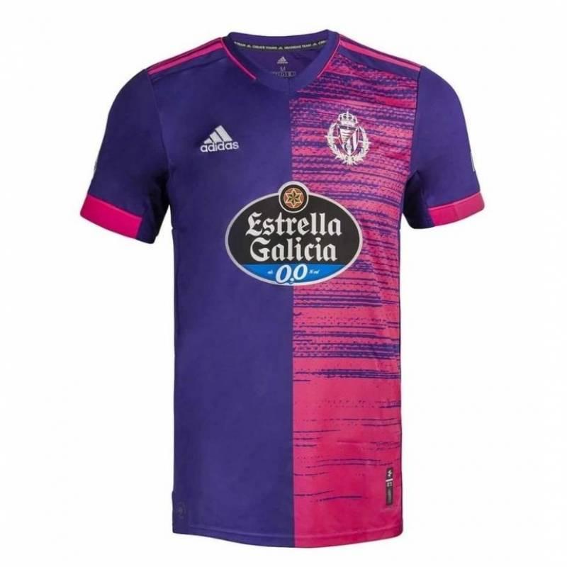Trikot Valladolid auswärts 2020/2021