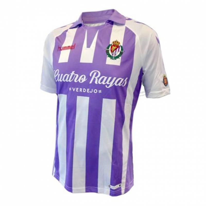 Trikot Real Valladolid zuhause 2018/2019