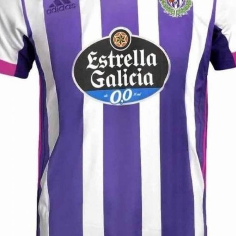 Trikot Valladolid zuhause 2020/2021