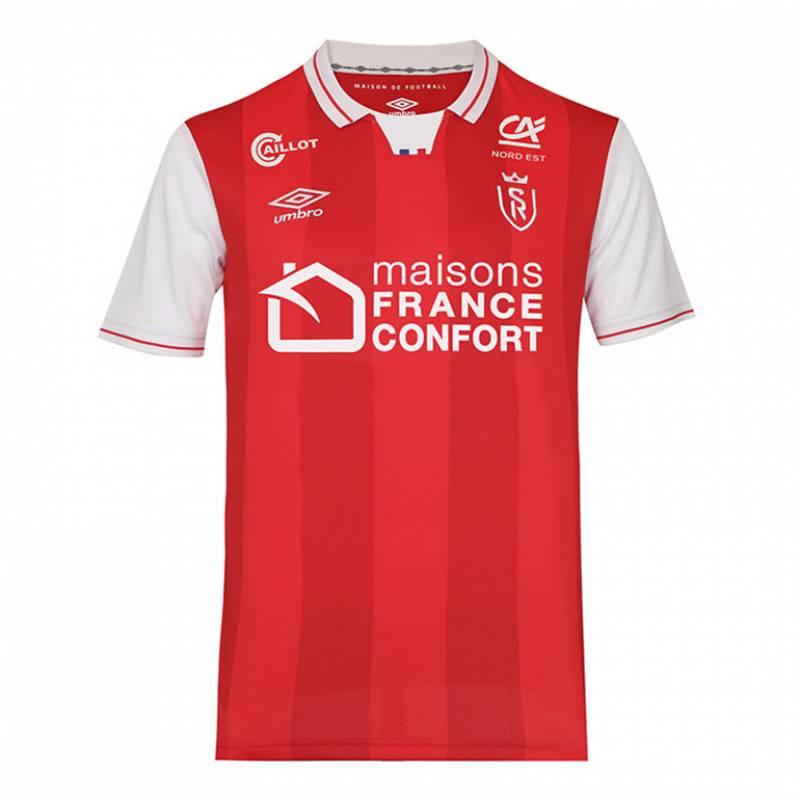 Trikot Stade Reims zuhause 2021/2022