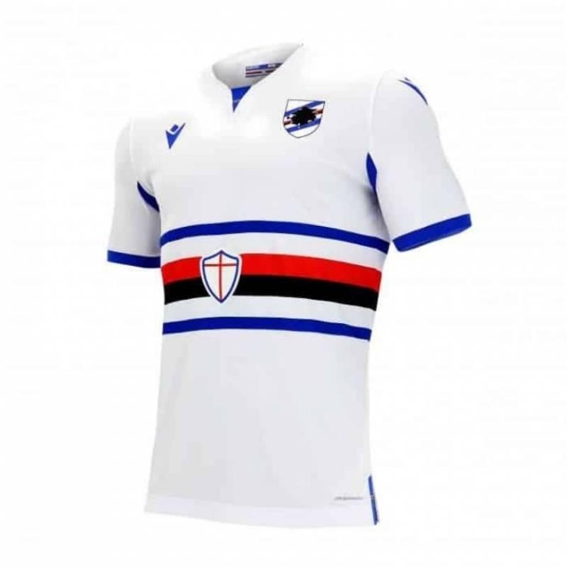 Trikot Sampdoria Genua auswärts 2020/2021