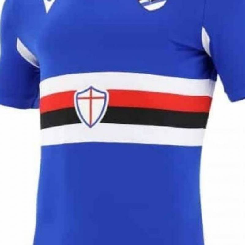 Trikot Sampdoria Genua zuhause 2020/2021