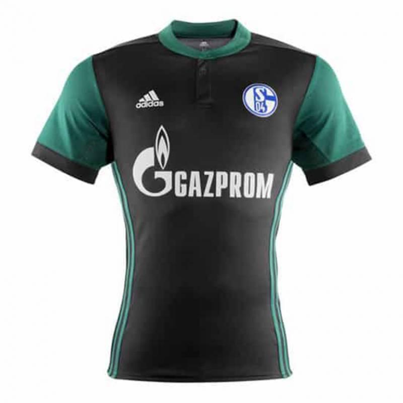 Trikot Schalke 04 Ausweichtrikot 2017/2018