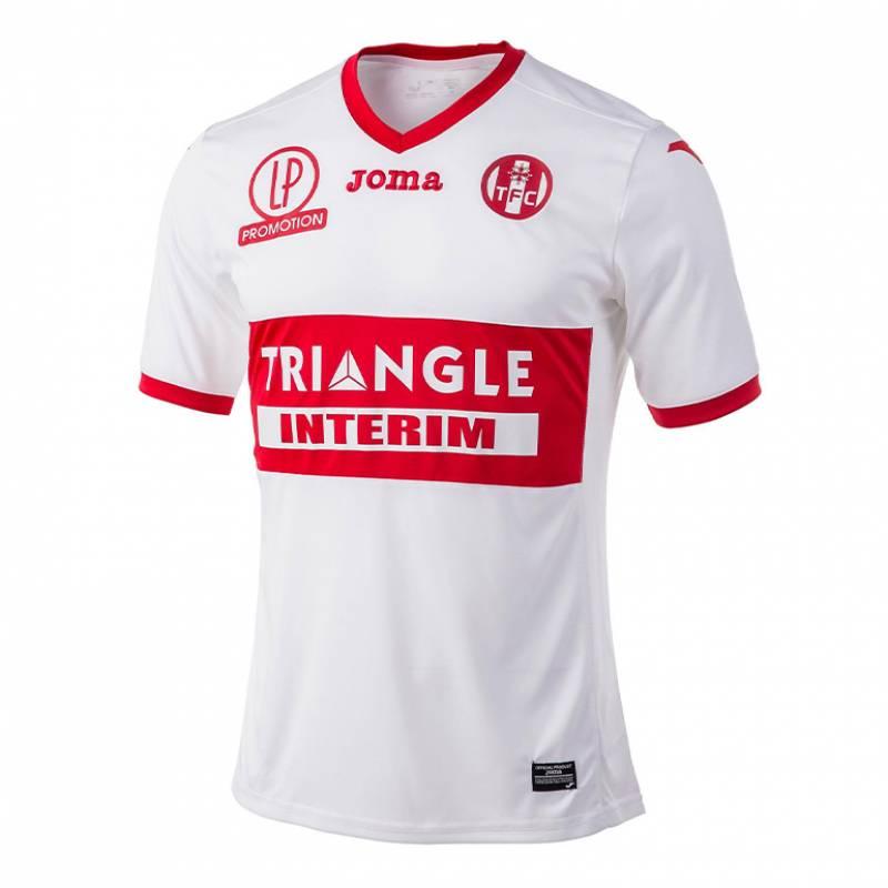 Trikot FC Toulouse auswärts 2017/2018