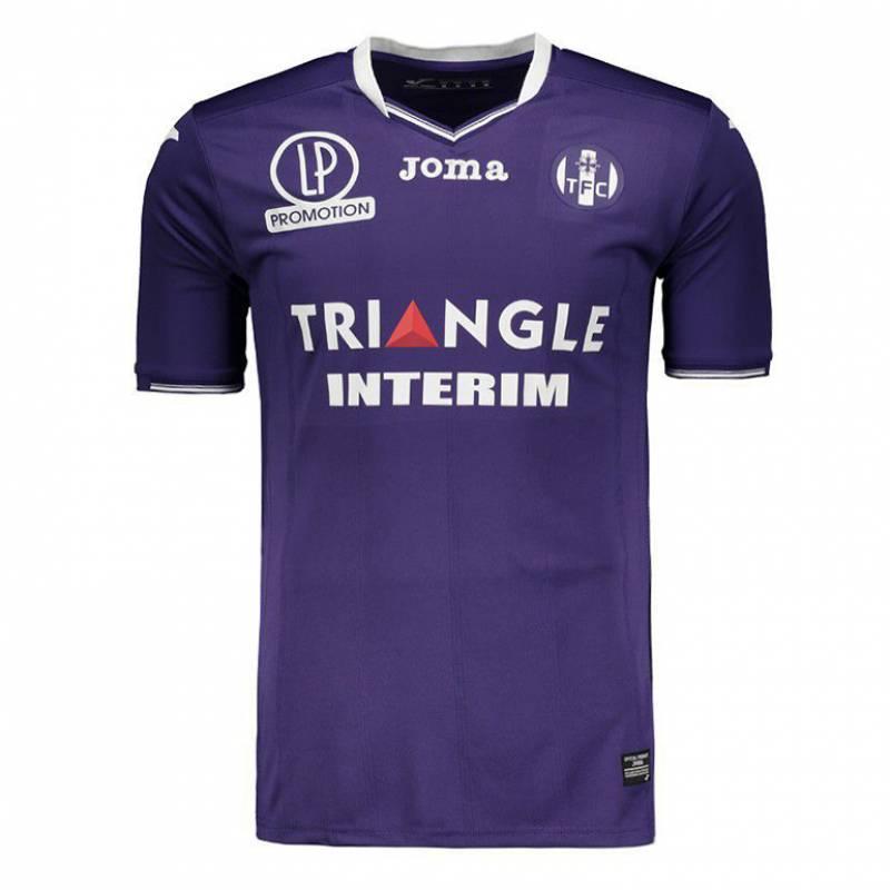 Trikot FC Toulouse zuhause 2017/2018