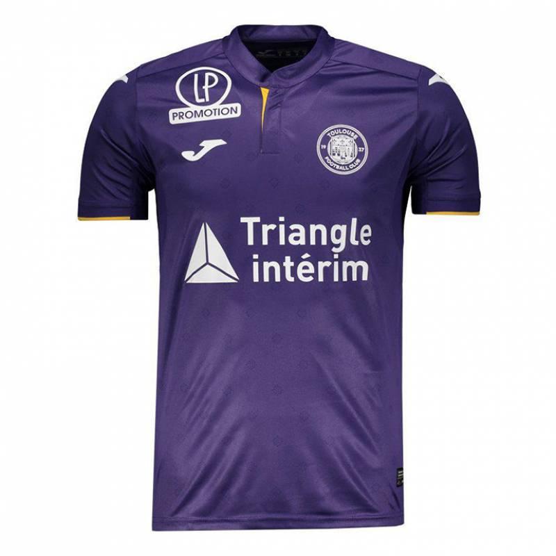 Trikot FC Toulouse zuhause 2018/2019