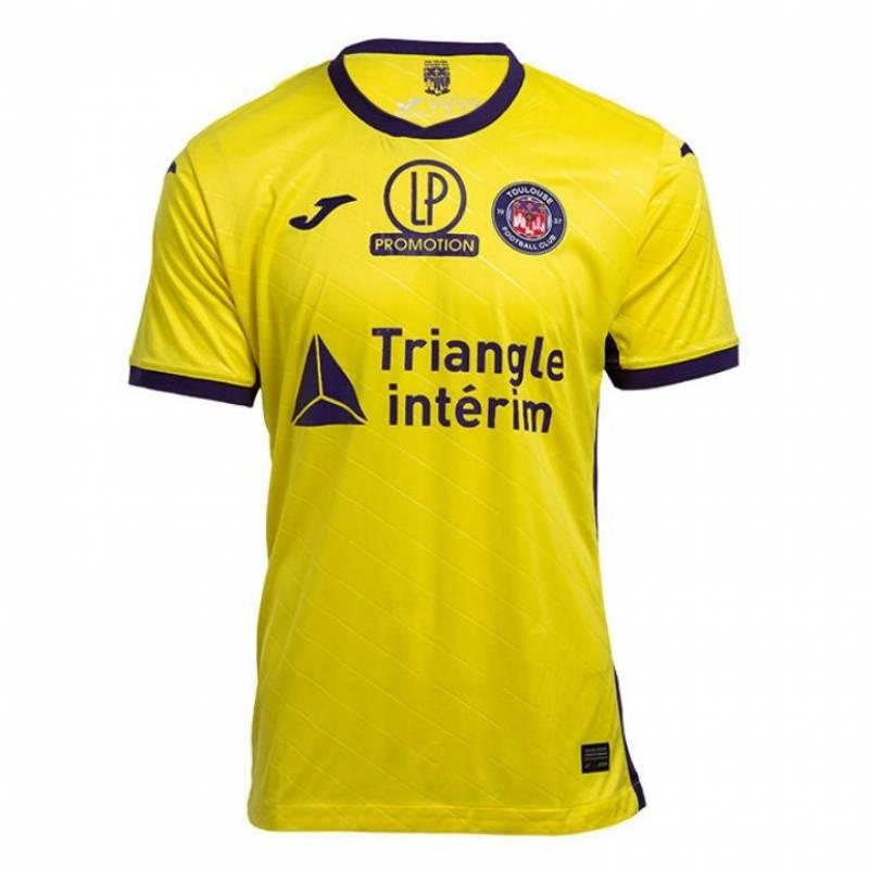 Trikot FC Toulouse auswärts 2020/2021