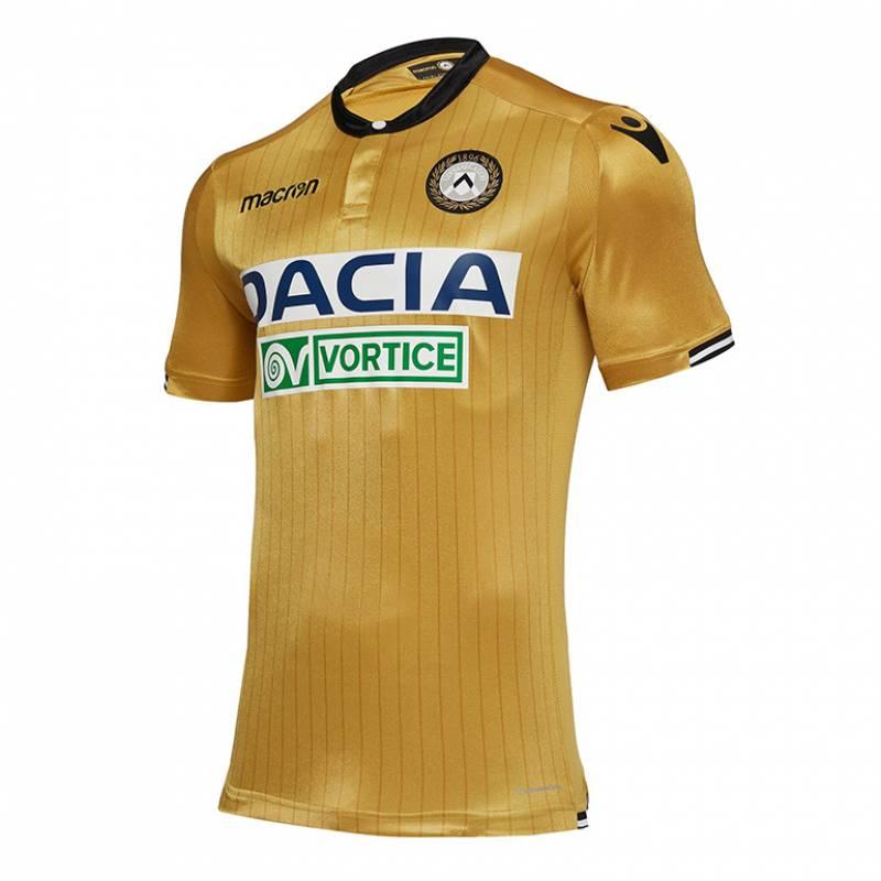 Trikot Udinese Calcio auswärts 2018/2019