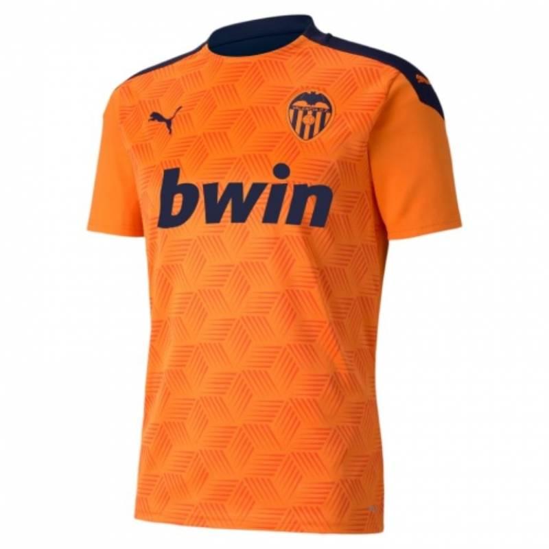 Trikot Valencia auswärts 2020/2021