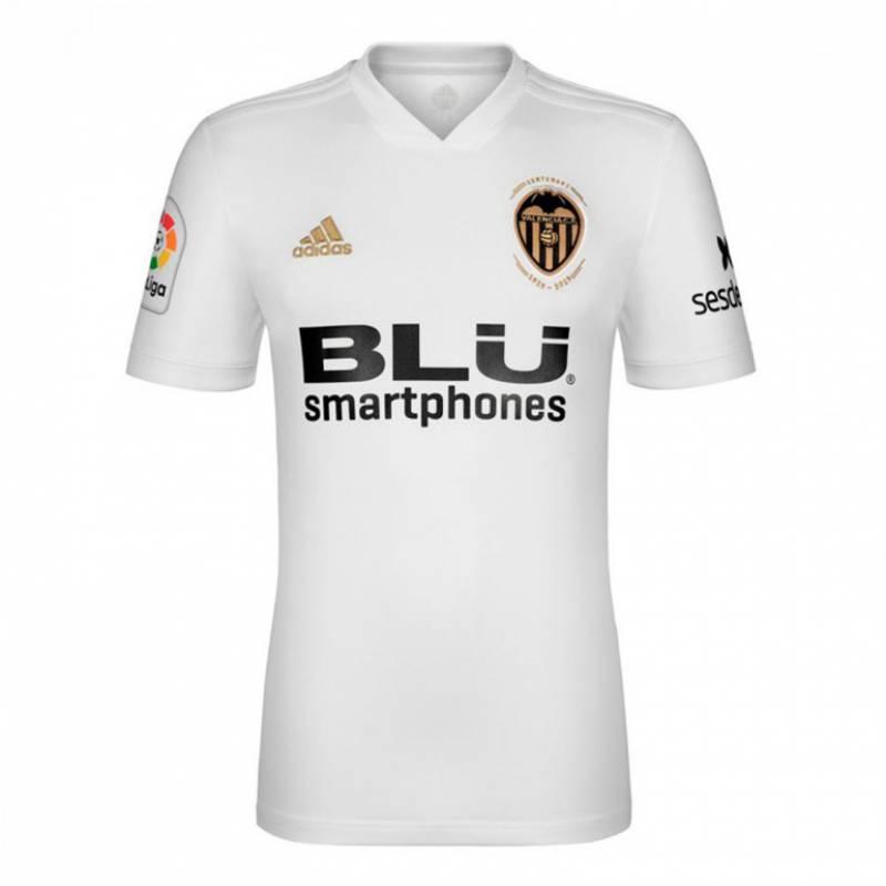 Trikot FC Valencia zuhause 2018/2019