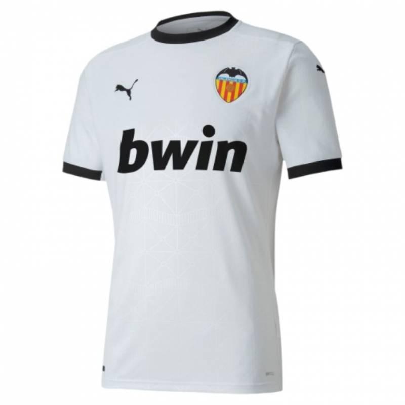 Trikot FC Valencia zuhause 2020/2021