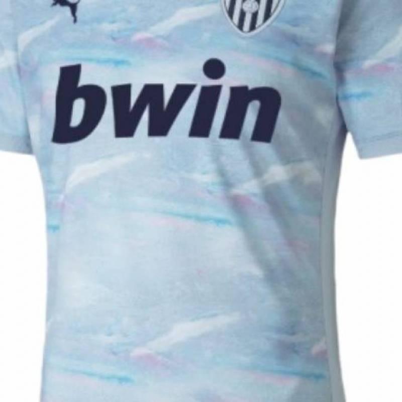 Trikot FC Valencia Ausweichtrikot 2020/2021