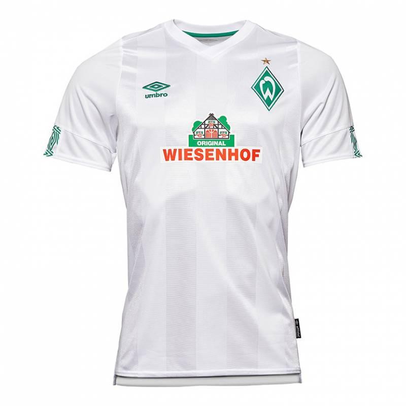 Trikot Werder Bremen auswärts 2019/2020