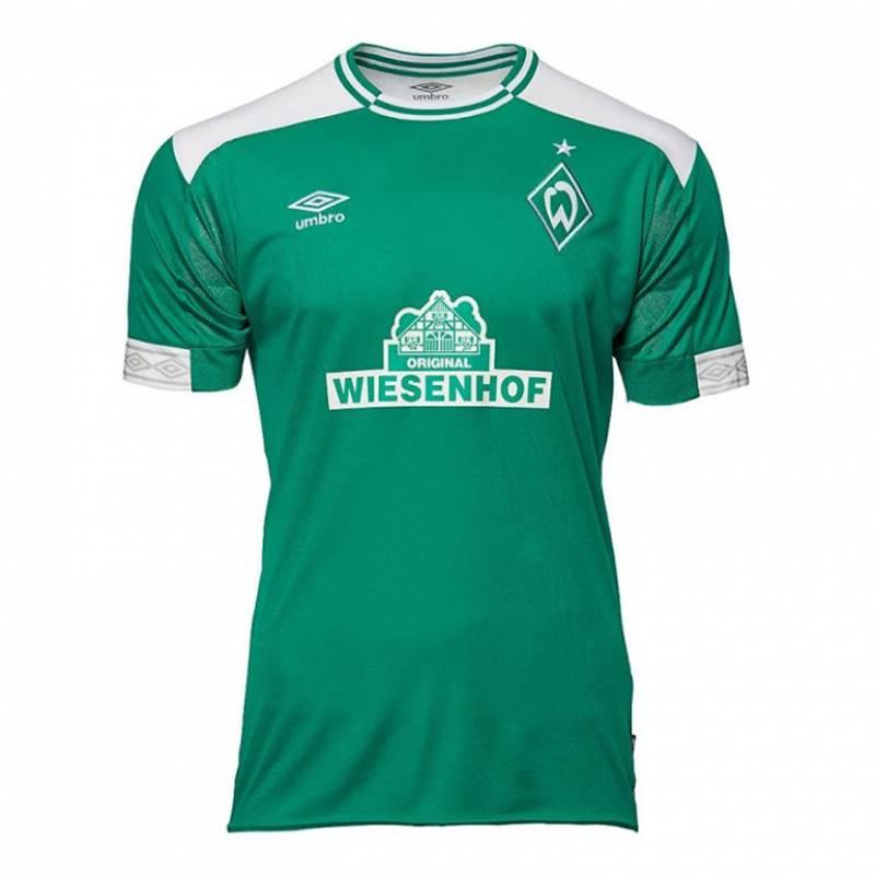 Trikot Werder Bremen zuhause 2018/2019