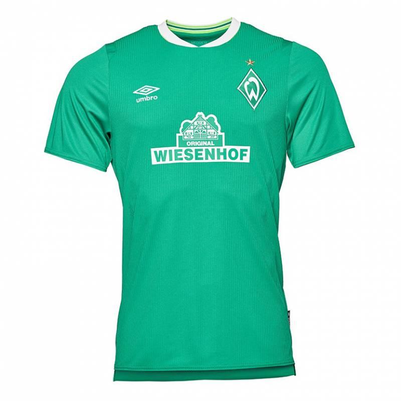 Trikot Werder Bremen zuhause 2019/2020