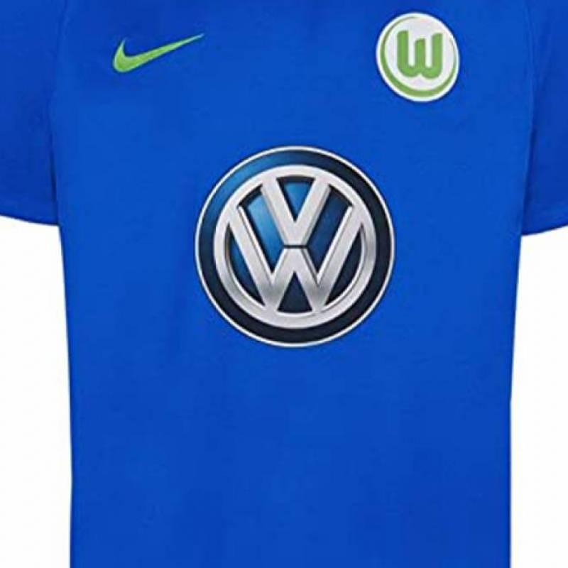 Trikot VfL Wolfsburg auswärts 2017/2018