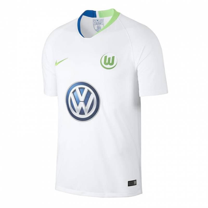 Trikot Wolfsburg auswärts 2018/2019
