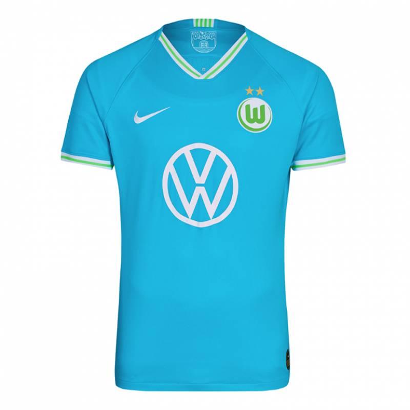 Trikot Wolfsburg auswärts 2019/2020
