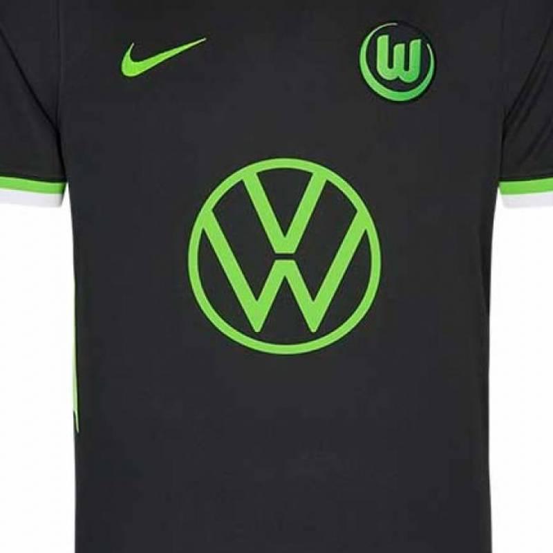 Trikot Wolfsburg auswärts 2020/2021