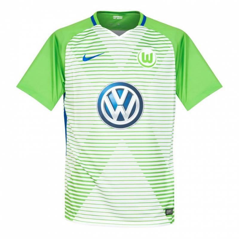 Trikot VfL Wolfsburg zuhause 2017/2018