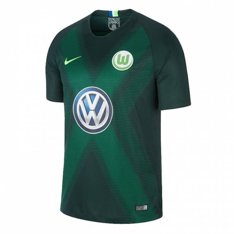 Trikot Wolfsburg zuhause 2018/2019
