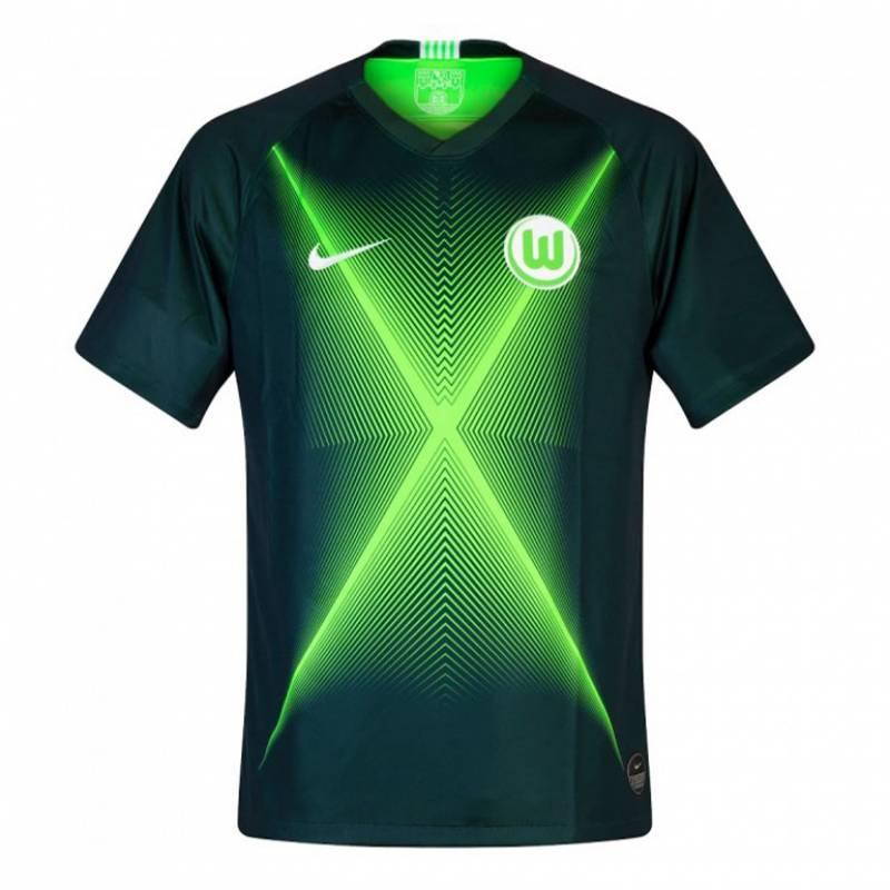 Trikot Wolfsburg zuhause 2019/2020