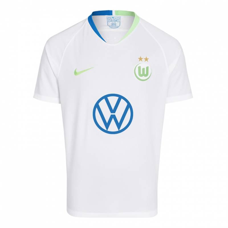 Trikot Wolfsburg Ausweichtrikot 2019/2020