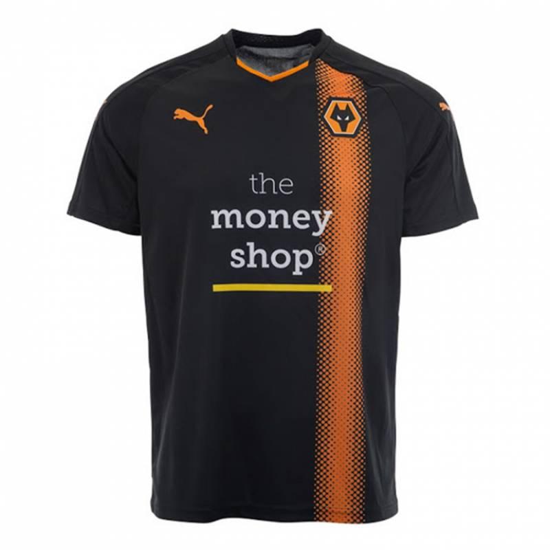 Trikot Wolverhampton Wanderers auswärts 2017/2018