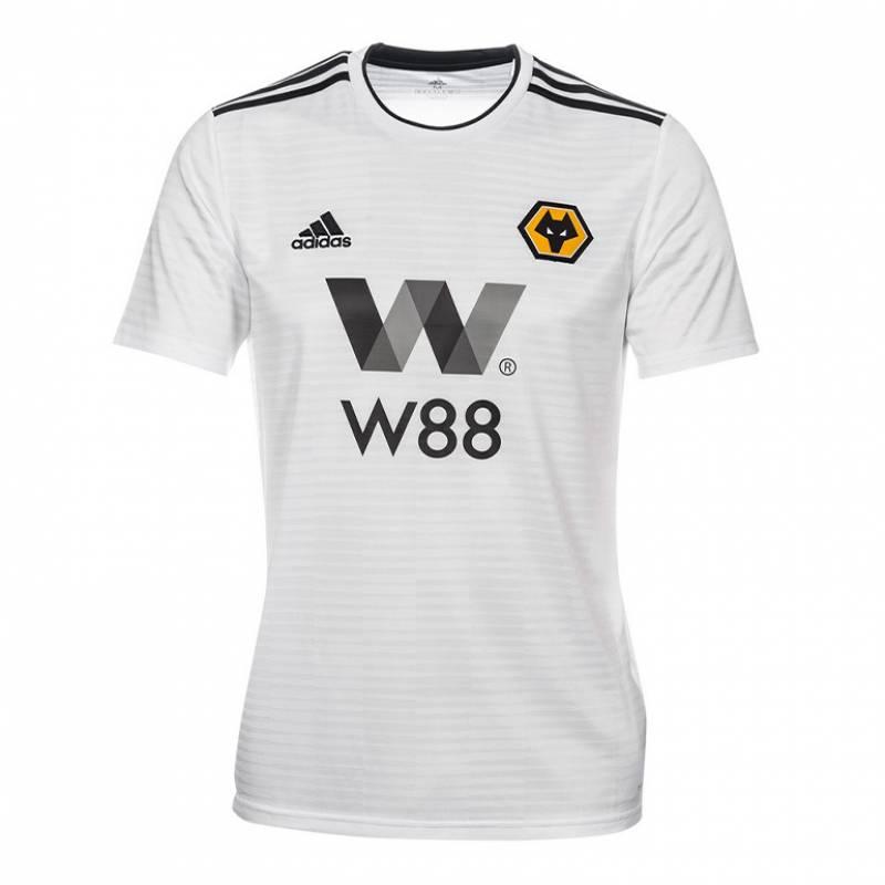 Trikot Wolverhampton Wanderers auswärts 2018/2019