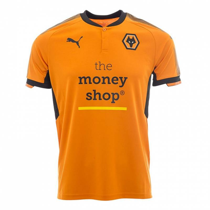Trikot Wolverhampton Wanderers zuhause 2017/2018