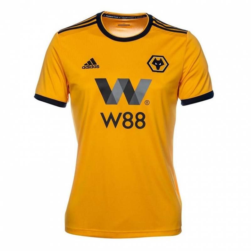Trikot Wolverhampton Wanderers zuhause 2018/2019
