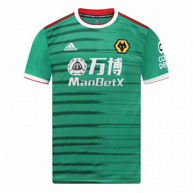 Trikot Wolverhampton Wanderers Ausweichtrikot 2019/2020